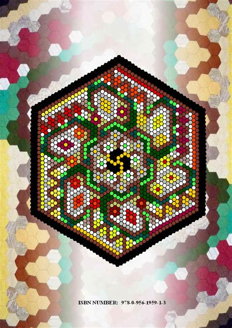 Hexagon Templates For Patchwork - book hexagon patchwork pattern and design by jackie wills