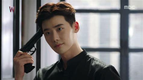 film drama lee jong suk w is a 2016 south korean television series starring lee