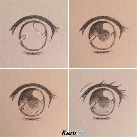 anime eyes that are easy to draw easy anime eye tutorial gender neutral anime amino