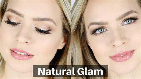 natural glam makeup tutorial natural make up lova part 12