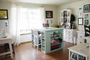 beingbrook sewing amp craft room tour furniture