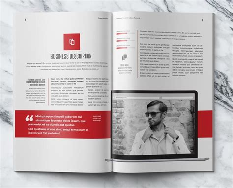 indesign templates for business plans business plan template adobe indesign templates