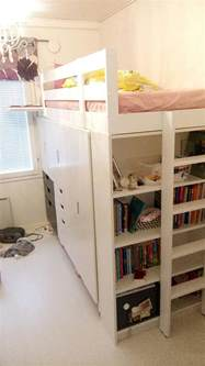 Ikea Billy Bookcase Extension 2 Ways To Hack A Kid S Storage Bed Ikea Hackers Ikea