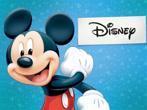 Disney Powerpoint Conceitual Disney Powerpoint Template