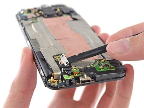 Baterai Htc M8 inside the htc one m8 pc advisor