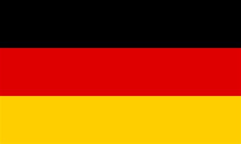 german flag colors file flag of germany svg