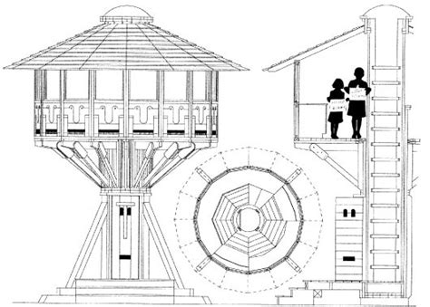 technical drawing house plans technical drawing treehouse plans