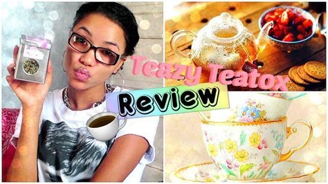 Do Those Detox Teas Work by Teazy Teatox Detox Tea Review Does It Work