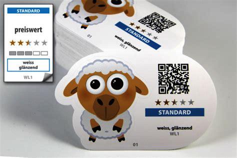Barcode Aufkleber Drucken Lassen by Aufkleber Mit Qr Oder Barcode Oder Seriennummer