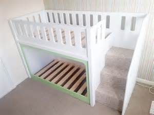 Toddler Mattress Size Bunk Beds 25 Best Ideas About Toddler Bunk Beds On