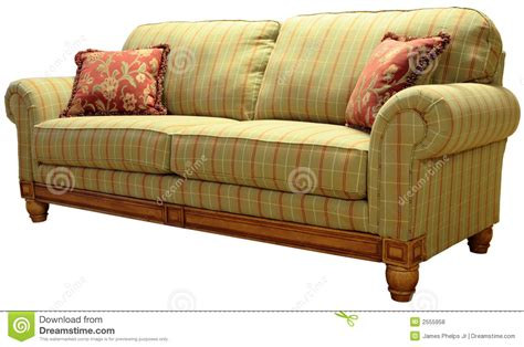englische sofa country plaid sofa stock photo image of decorating