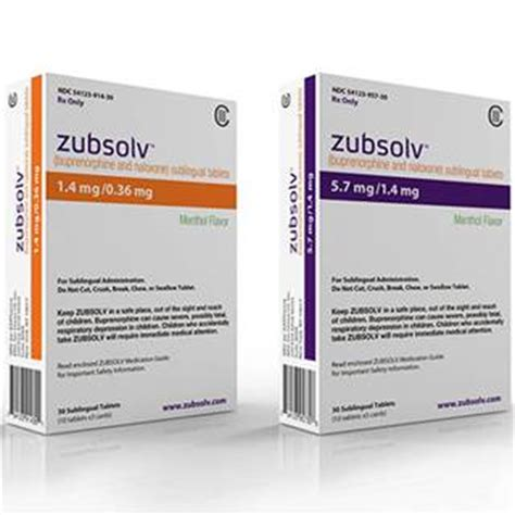 4 Mg Subutex Detox by Fda Approves Zubsolv New Brand Of Sublingual
