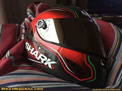 Helm Shark Race R Pro Guintoly Carbon do helmets expire bikesrepublic