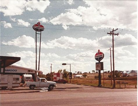 amoco gas station    wyoming