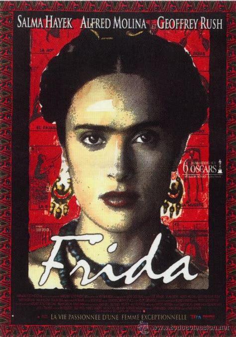 frida kahlo biography pelicula cuadro cartel de cine frida kahlo en madera d comprar