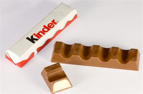 Kinder Chocolate Bar kinder chocolate