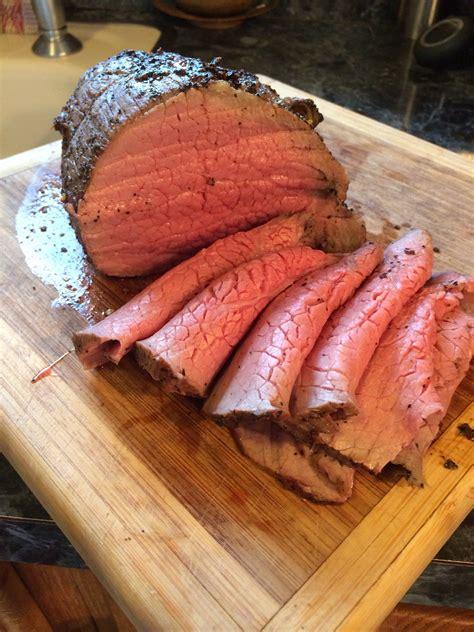 best way to roast beef how to cook a tender eye roast recipe eye