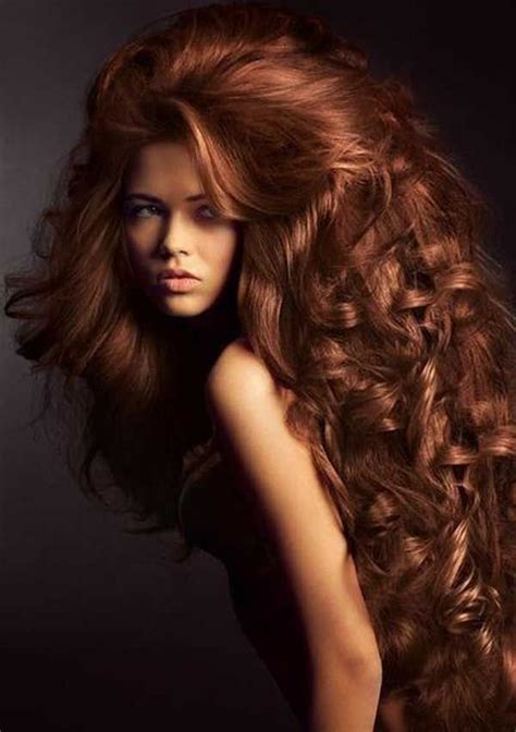 big curly hairstyles for long hair big long curly chestnut hairstyle hairstyles haircuts