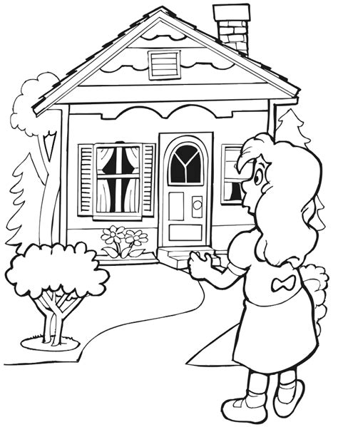 three bears coloring page three little bears coloring pages coloring home