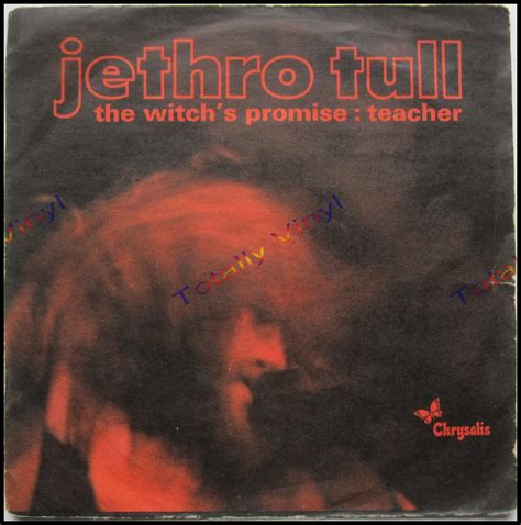 promise of the witch totally vinyl records jethro tull the witch s promise the teacher 7 inch picture cover