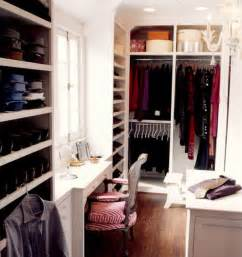 Makeup Vanity Built In Closet 25 Interesting Design Ideas And Advantages Of Walk In Closets