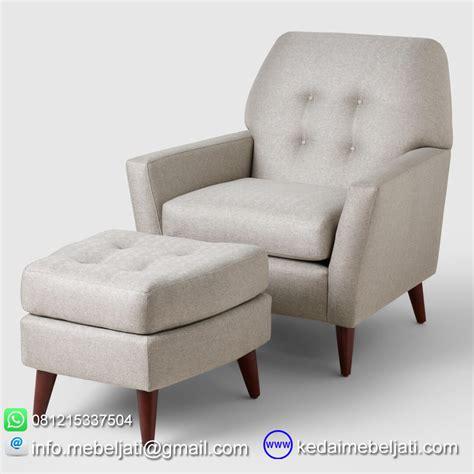 Sofa Santai beli sofa santai modern bahan kayu jati harga murah