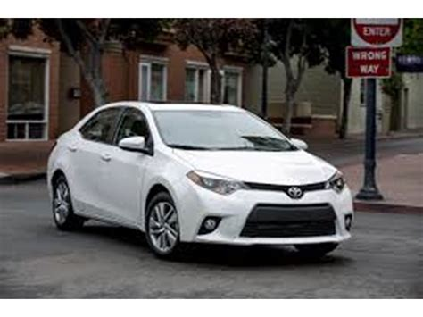 used toyota corolla for sale by owner used 2015 toyota corolla for sale by owner in miami fl 33191