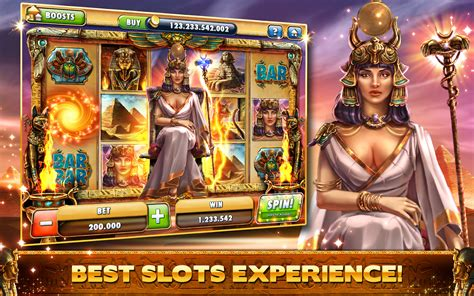 Gamis Cleopatra Slots Android Apps On Play