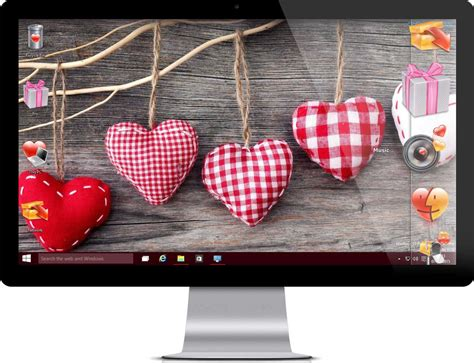 new valentine themes valentine day windows 10 theme