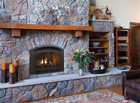 Fireplace Backdrops by Regency Excalibur 174 P90 Medium Gas Fireplace Joe S