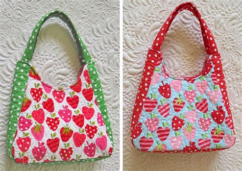 free printable quilted purse patterns tote bag pattern for roomy bags