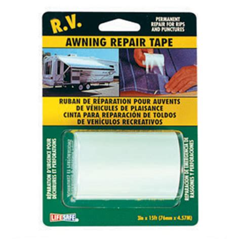 awning repair tape reviews carefree 901033 vinyl liquid patch
