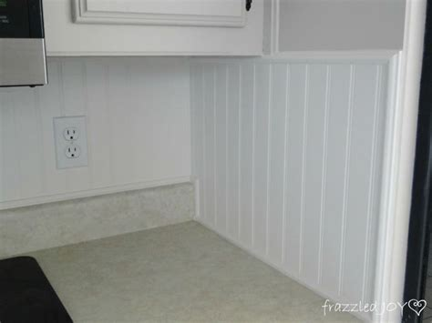 beadboard backsplash diy 17 best images about bead board diy on