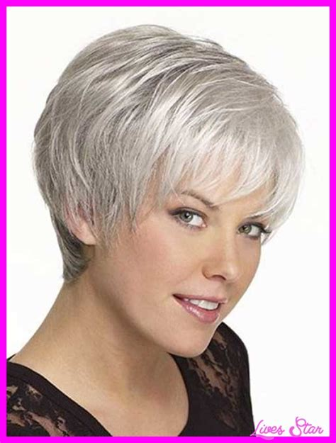 very short stacked pixie for over 50 hairstyles for women over 50 heavy set hairstyles for