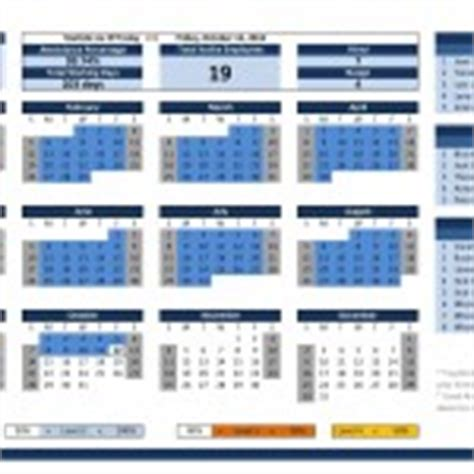 pitman schedule template student attendance record excel templates