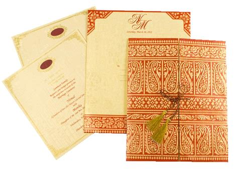 Inc Wedding by Wedding Inc Wedding Invitation Card In Mumbai Weddingz