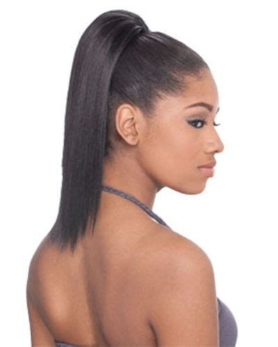 puffy drawstring updo 21 best ponytails images on pinterest natural hair