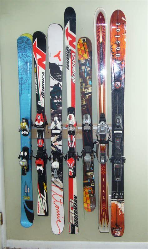 Ski Racks For Garage by 7 Best Ski Locker Images On Ski Rack Garage