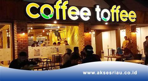 Menu Coffee Toffee Pekanbaru lowongan coffee toffee pekanbaru mei 2017