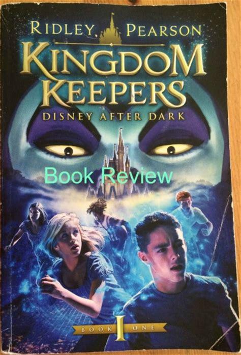 book review kingdom keepers disney  dark