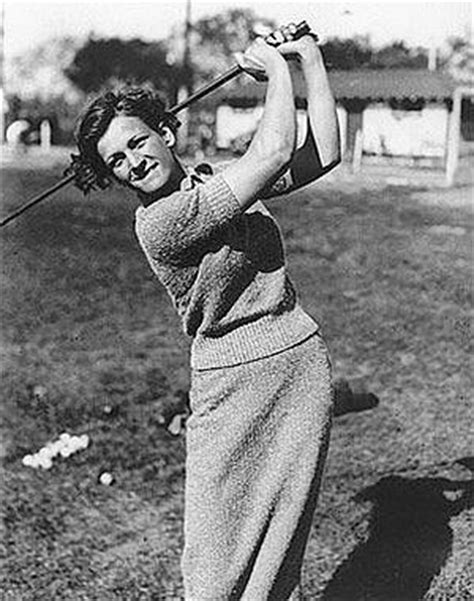 babe zaharias golf swing 1000 images about golf legends women on pinterest