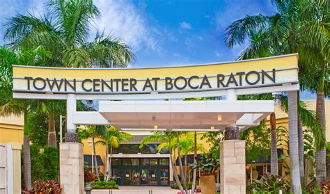 Boca Raton Property Records Do Business At Town Center At Boca Raton 174 A Simon Property