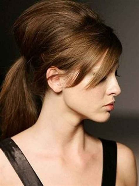 cool pulled up hairstyle hair