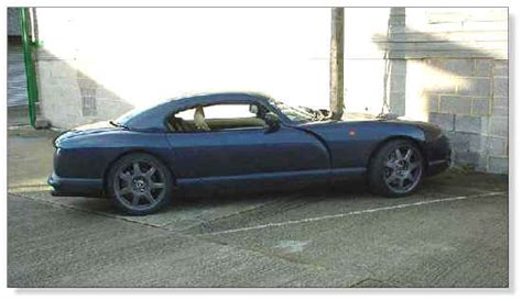 Modified Tvr Tvr Cerbera 18 Quot Wheels