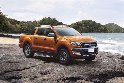 2016 Ford Ranger USA Pick up Diesel   Carstuneup   Carstuneup
