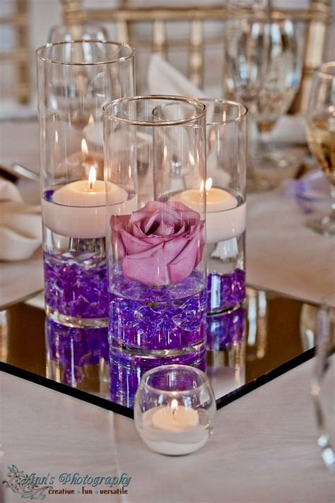 Clear Vase Centerpieces Ideas Centerpiece Ideas Using Glass Vase Table Centerpieces
