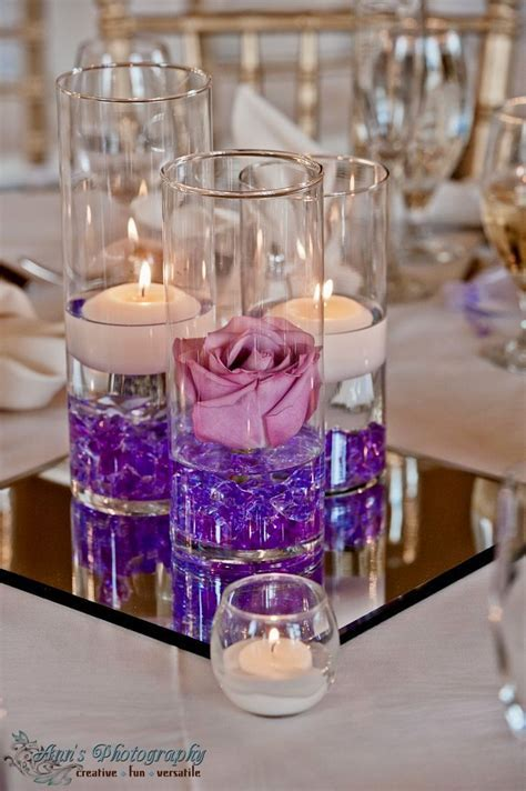 clear vase centerpieces ideas    centerpiece ideas using
