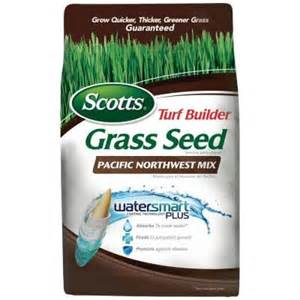 scotts turf builder 20 lb pacific northwest mix grass