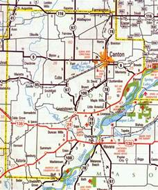 fulton county map illinois illinois hotels motels