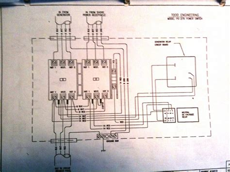 wiring diagram for a generator wiring diagram for